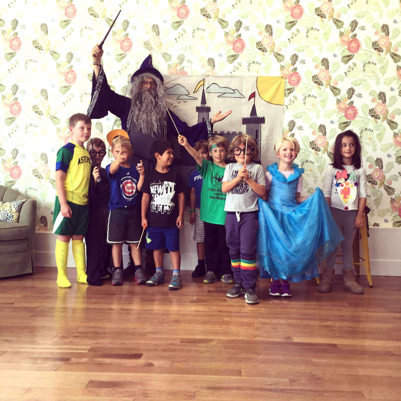 Harry Potter Camp (November)