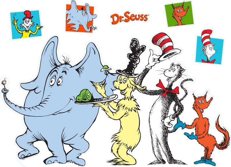 Dr. Seuss Camp! (November)