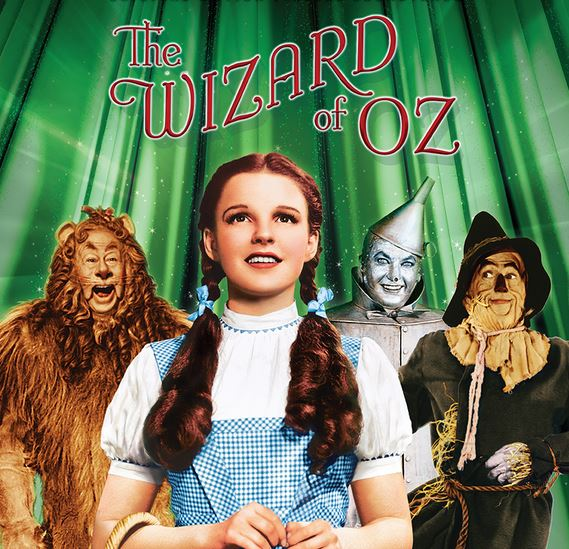Wizard of Oz Camp (November)