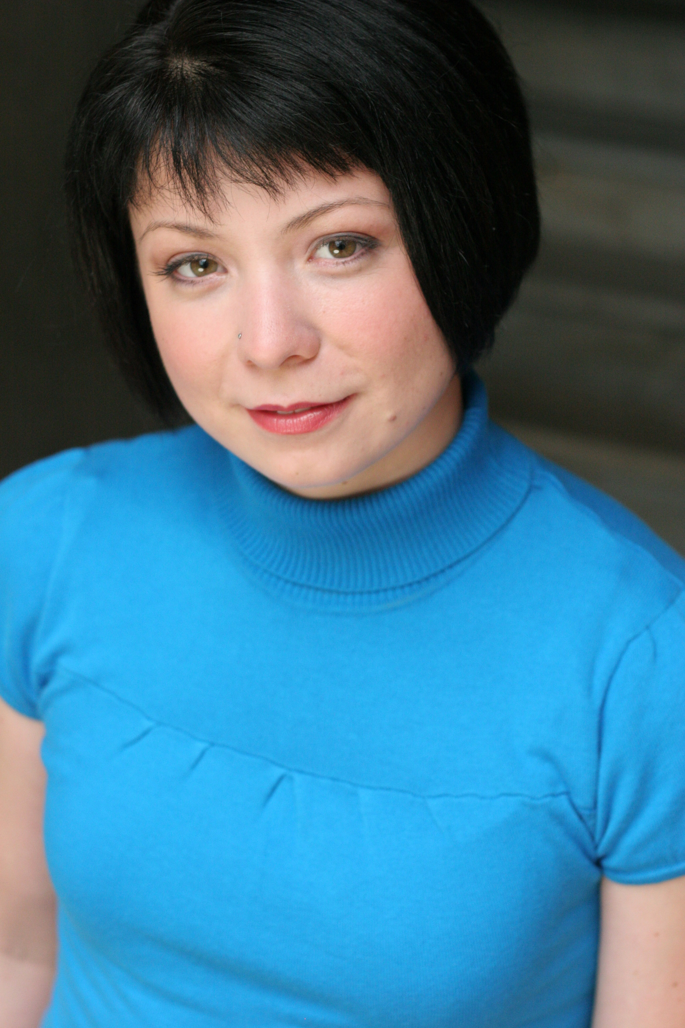 Colleen Breen, headshot of Teaching Artist for Little Imaginations of The Rabbit Hole