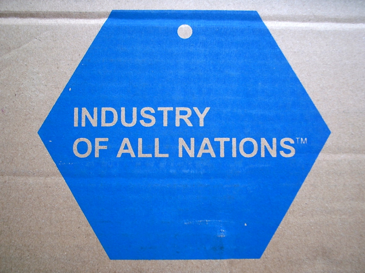 Industry of all nation, futurewear 1