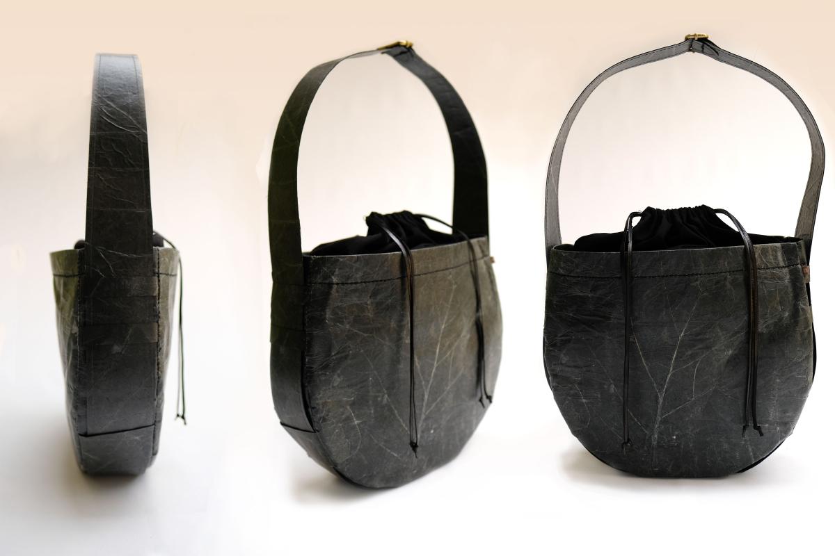 Futurewear ethical fashion purse nuvi
