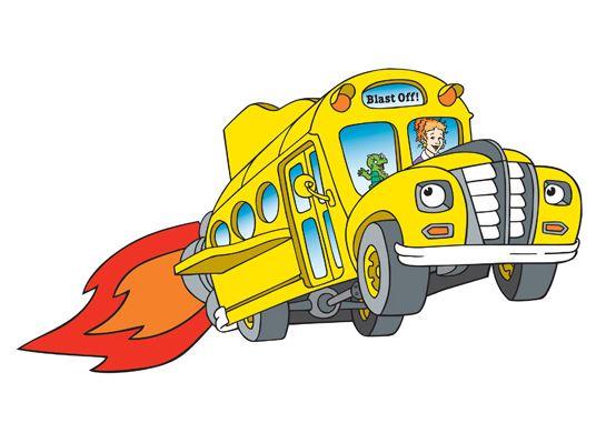 The Magic School Bus Camp